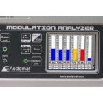 Audemat FM Modulation Analyser sub