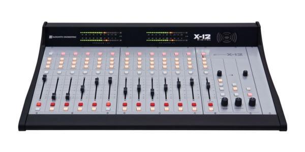 Audioarts X-12 Console main