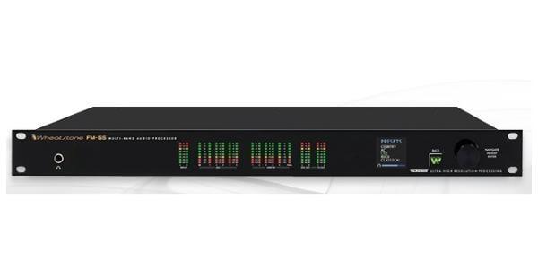 Vorsis FM-55 FM Processor main