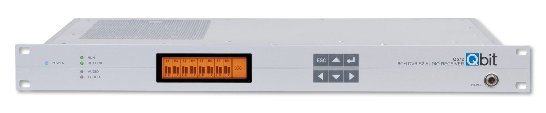 Q572 DVB-S2 Receiver
