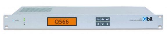 Qbit Web Radio Transcoder