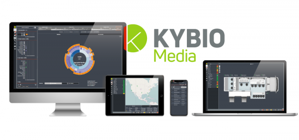 kybio media tab phone laptop pc