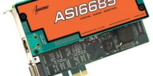 ASI PCIe Livewire card