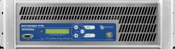 Ecreso 750W – 1kW FM Transmitter
