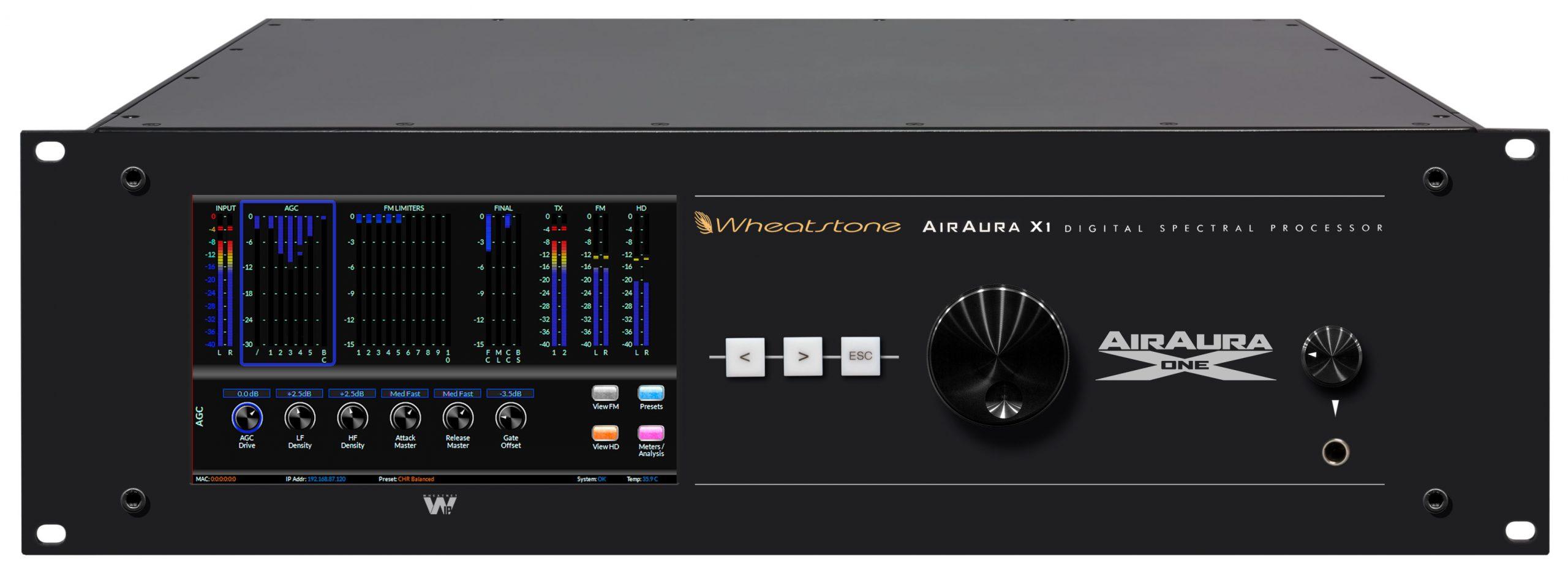 Wheatstone AirAura X1